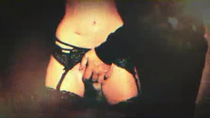 Kinky woman got tied up and balls deep fucked while her husband was out of town